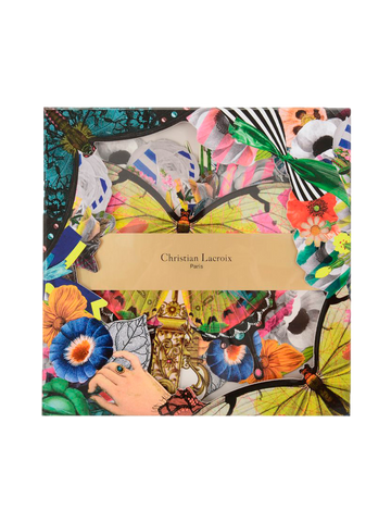 CHRISTIAN LACROIX NOTE CARD FRIVOLITES