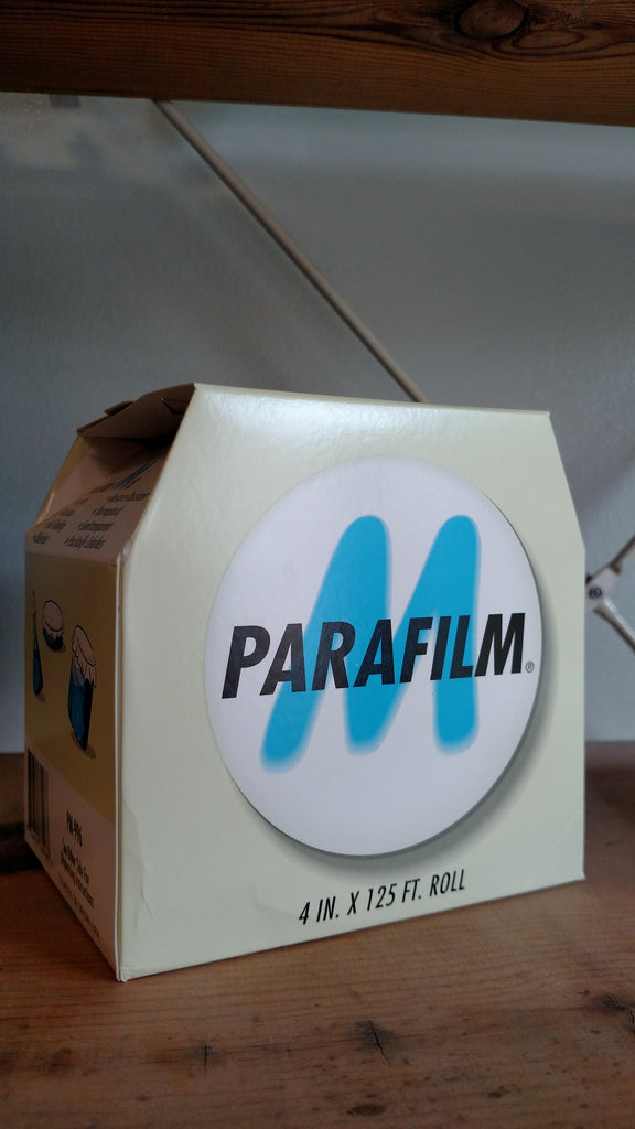 Parafilm - roll - Supplies - Asheville Fungi - 1