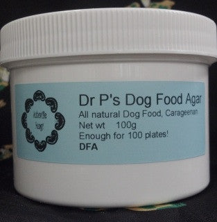 Dog Food Agar - Supplies - Asheville Fungi
