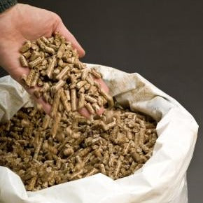 Pure Hardwood Pellets (5 pounds) - Supplies - Asheville Fungi