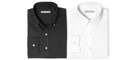 Black or white shirt? What color is the most versatile?