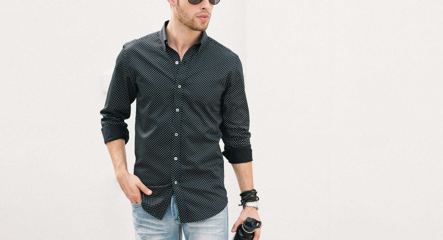 Heritage Blue Royal Oxford Casual Shirt