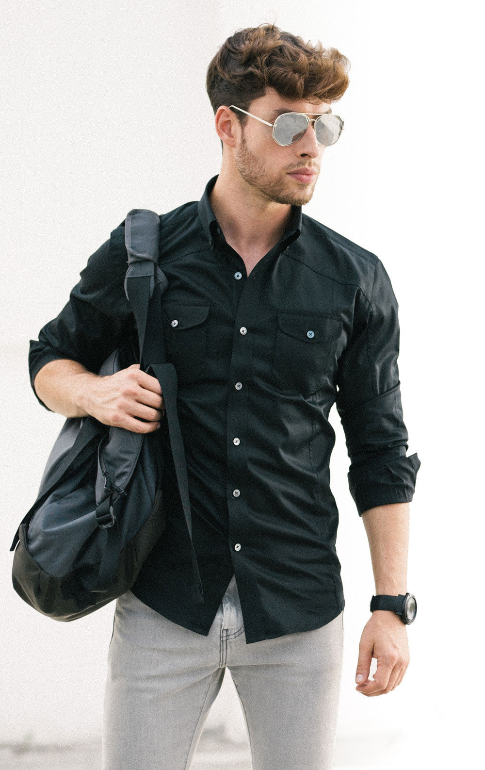 Men S Outfit Guide The Fundamentals Of Great Casual Outfits Batch