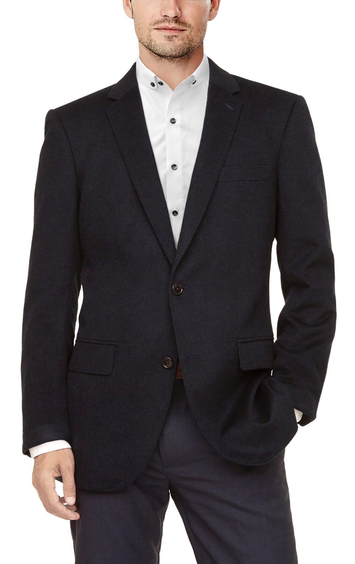 Business Casual Shirt with Blazer