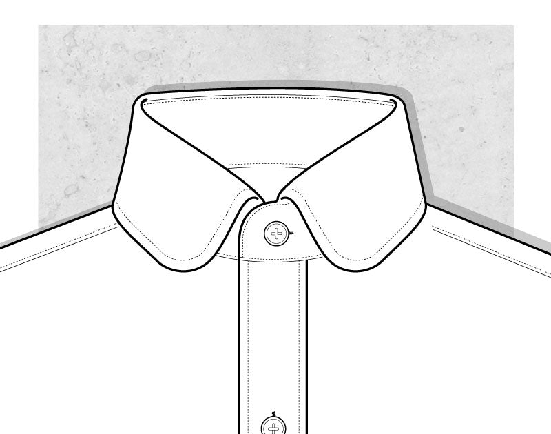 Club Collar Illustration