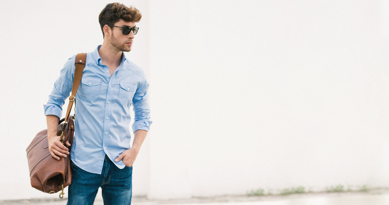 Men's Utility Shirt Style Guide
