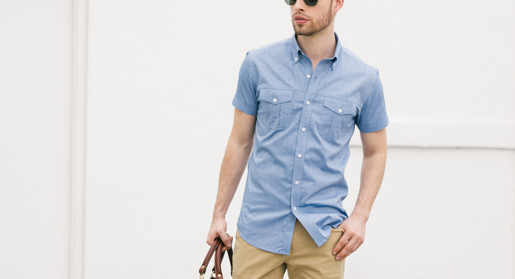 Editor Short Sleeve Shirt