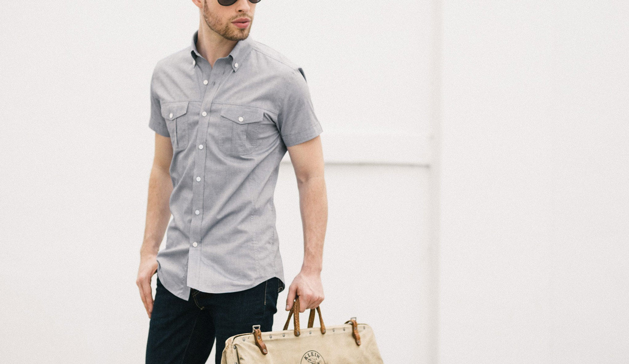 Currant Short Sleeve Print Shirt