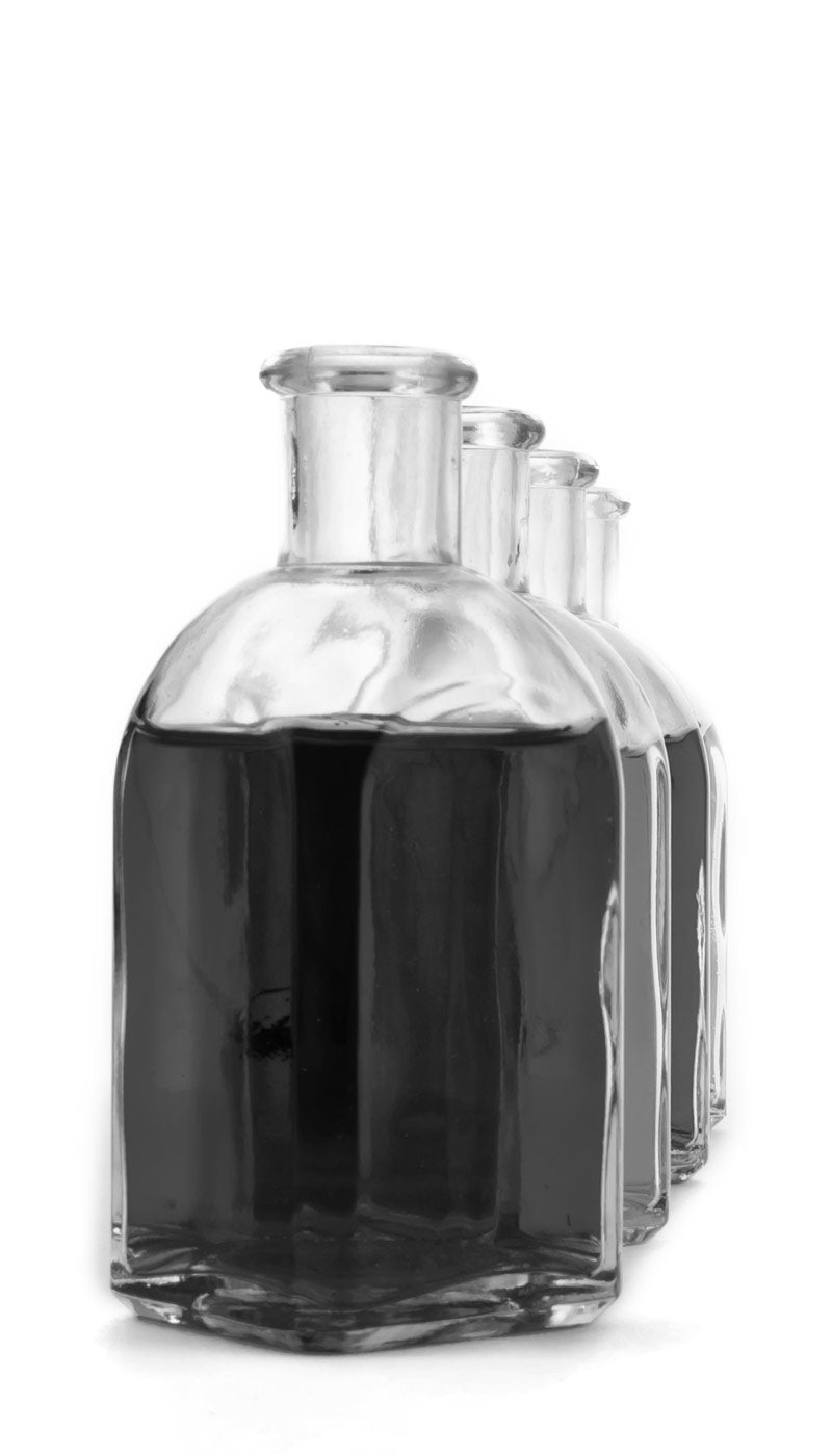 Formaldehyde Poison Bottle
