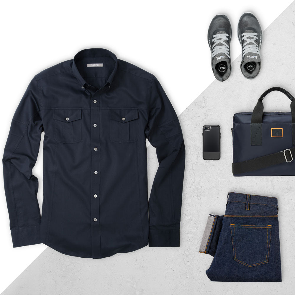 Utility Shirts Outfit