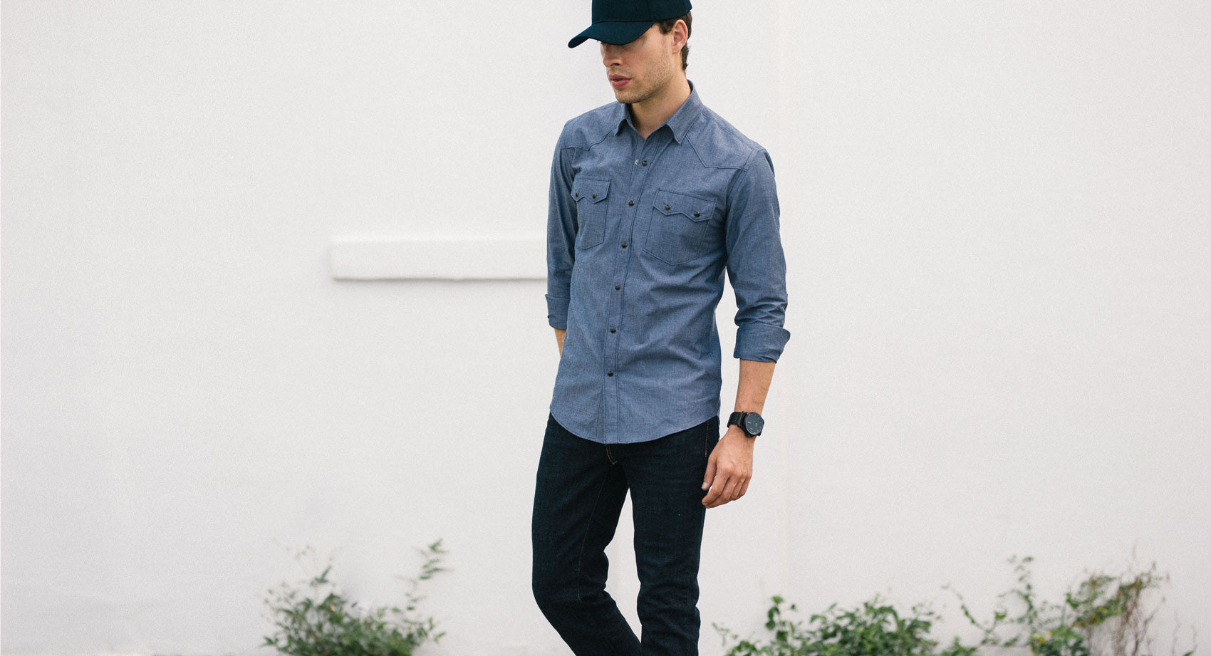 Congo Green Utility Shirt