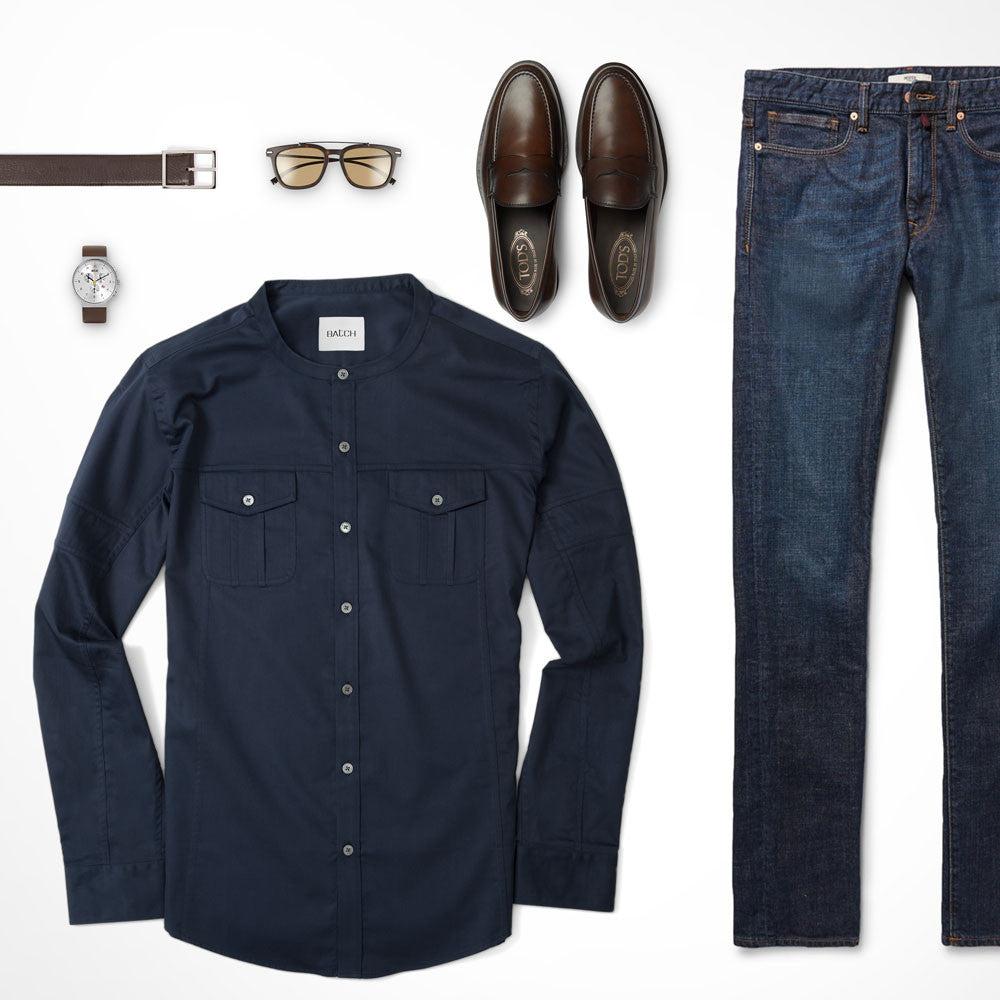 Men S Outfit Guide The Fundamentals Of Great Casual Outfits