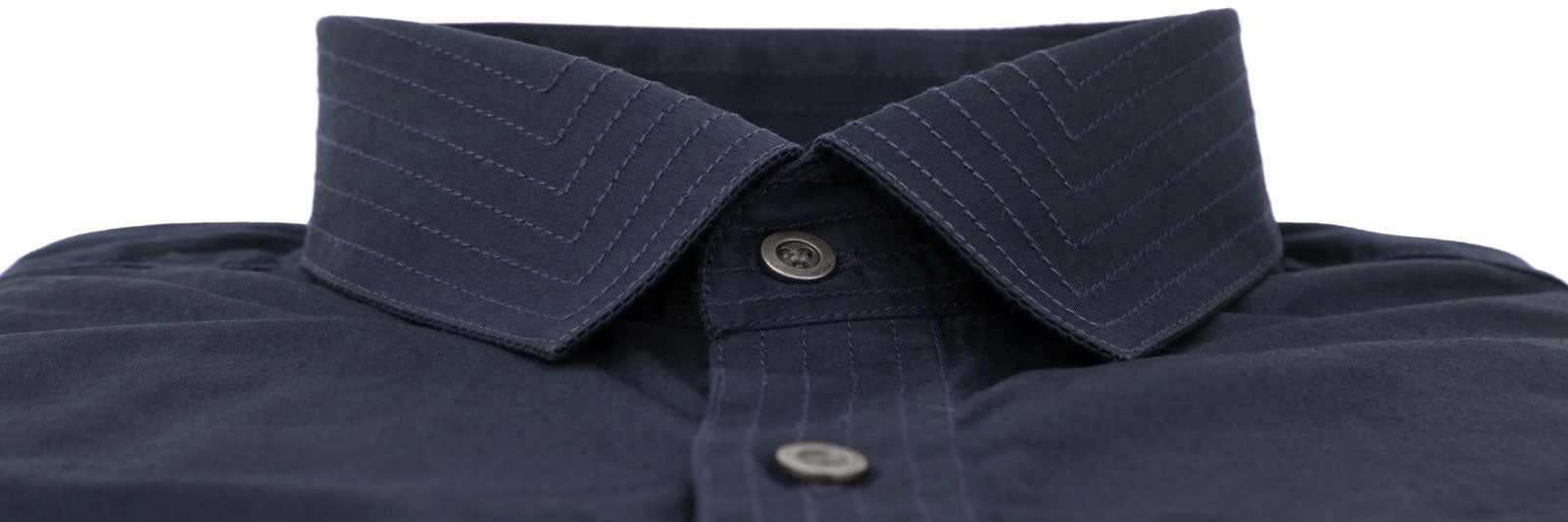 Utility Shirts Navy Fabric