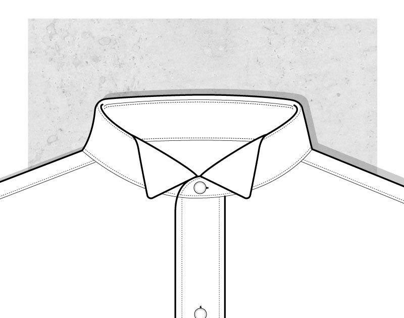Winged Collar Illustration