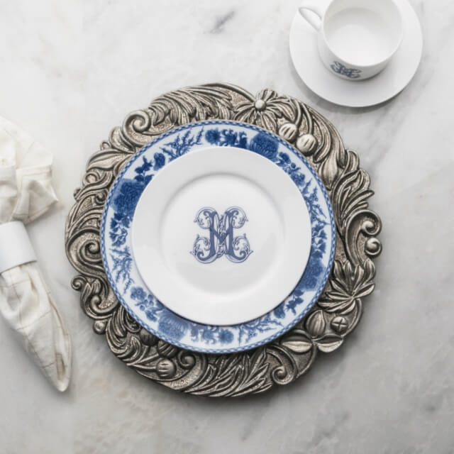 Personalized Dinnerware