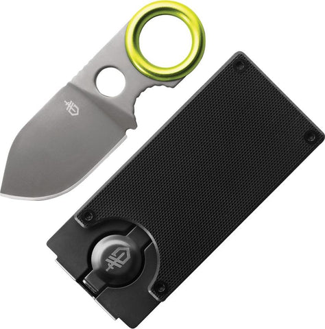 Gerber GDC Money Clip with Knife - Personalized