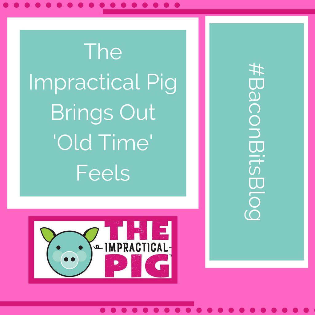 "The Impractical Pig Brings Out ""Old Time"" Feels"