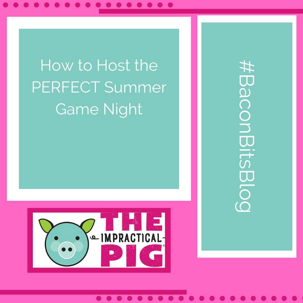 How to Host The Perfect Summer Game Night