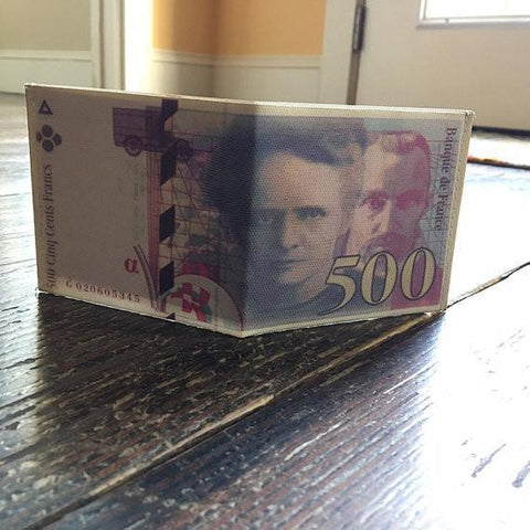 500 Franc Wallet-wallets-The Impractical Pig
