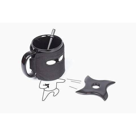 Ninja Mug-Mug-Punch-The Impractical Pig