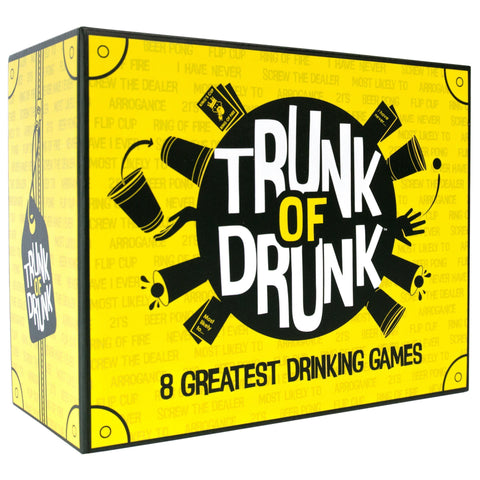 Trunk of Drunk-Games-The Impractical Pig