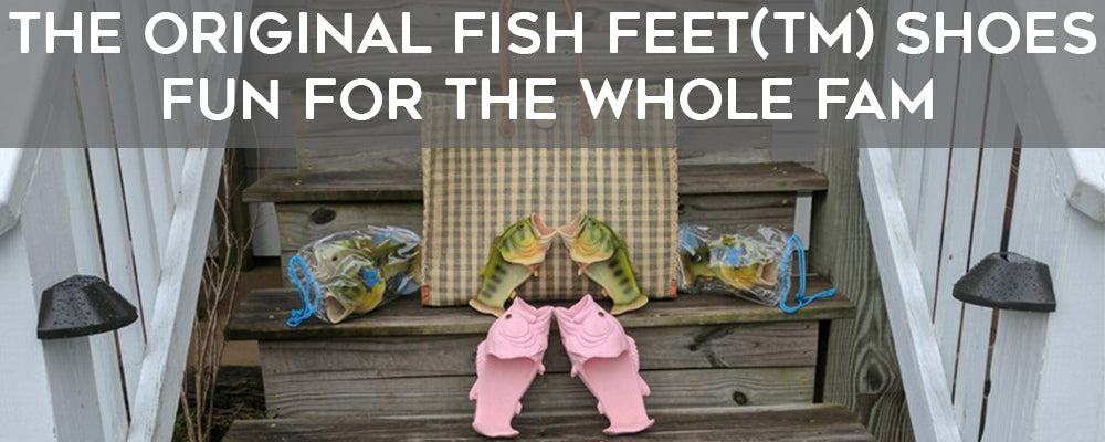 The Original Fish Feet Shoes