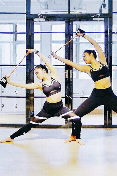 TITIKA X WEBARRE Barre Fundamentals Class - Titika Active Couture™ (Hong Kong)