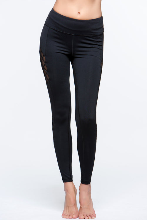 Bleached Legging - Titika Active Couture™ (Hong Kong)