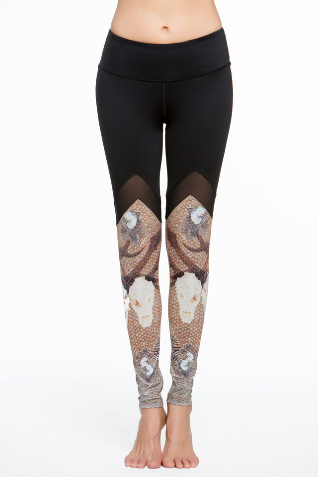 Antler Leggings - Titika Active Couture™ (Hong Kong)