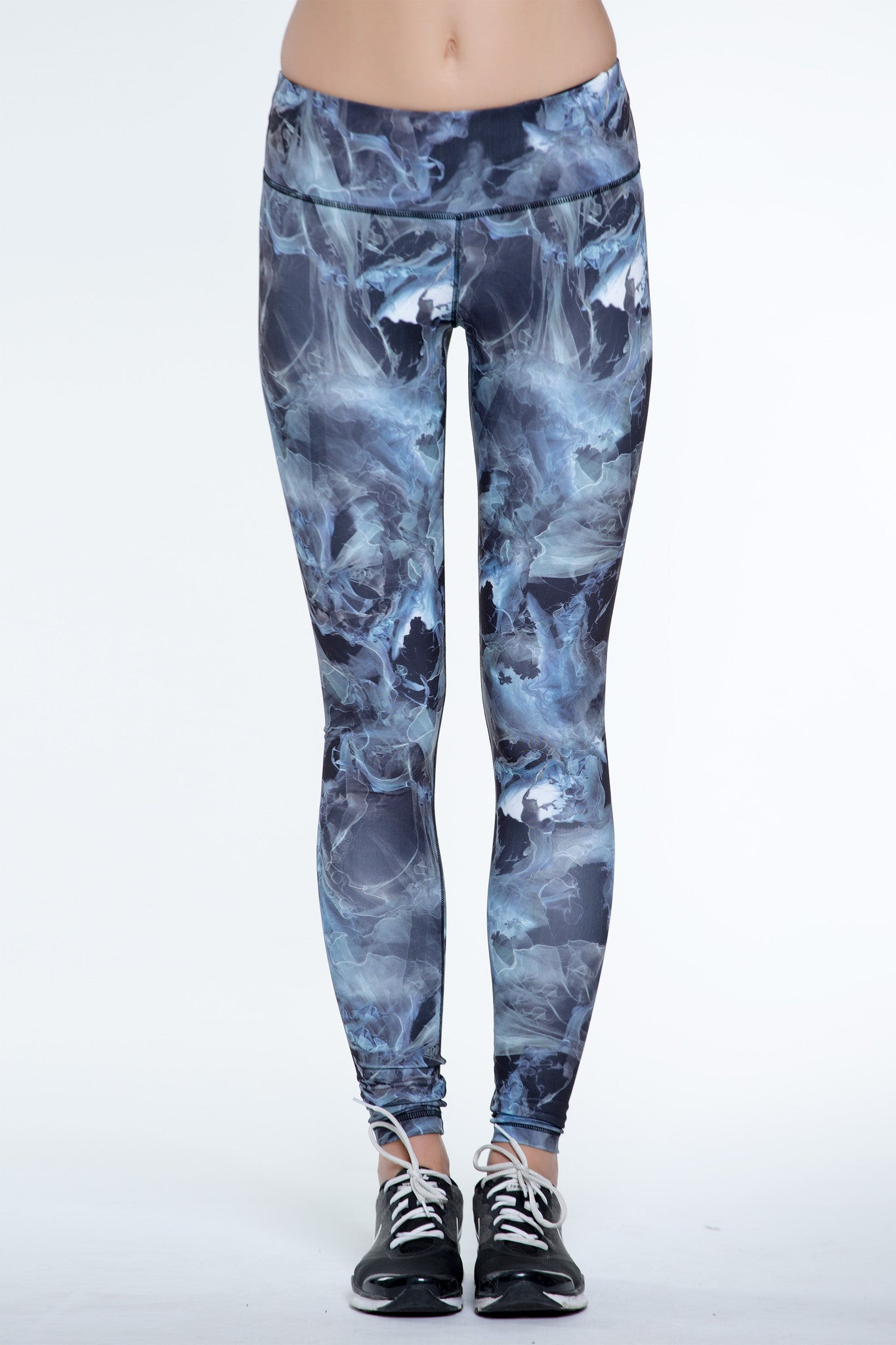 Lucky Graphic Legging - Storm