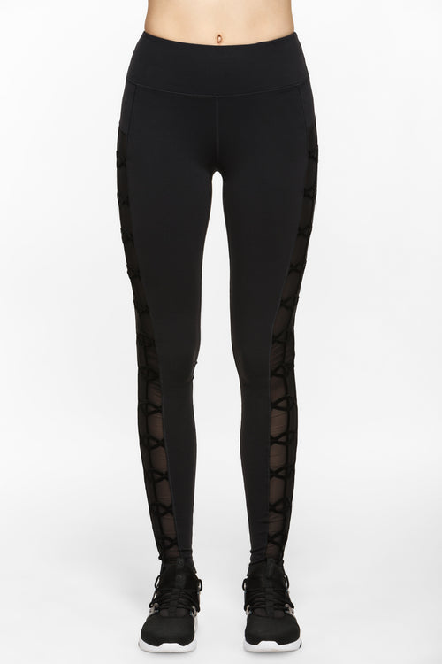 Chain Leggings - Titika Active Couture™ (Hong Kong)