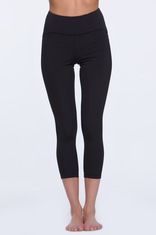 Rouge Crop Legging
