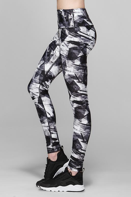 Blitz Lucky High Rise Leggings - Titika Active Couture™ (Hong Kong)