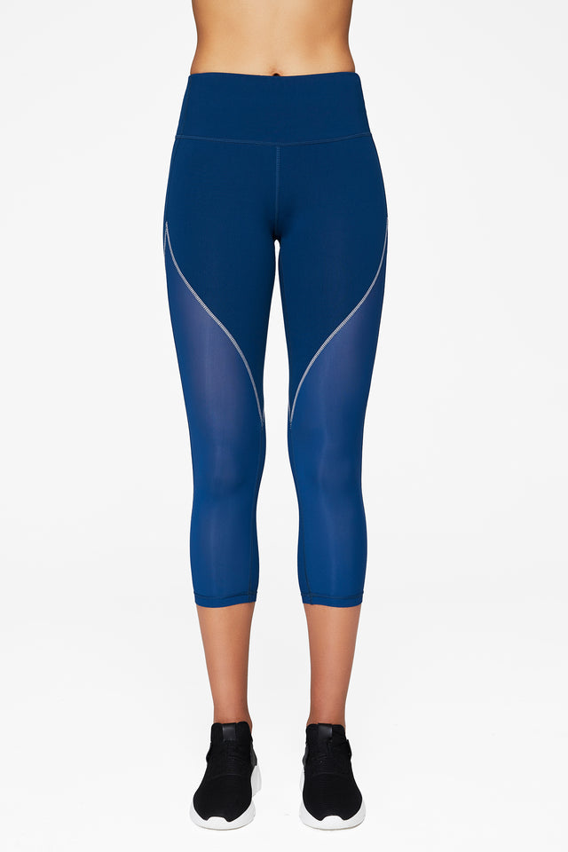 Transverse Leggings