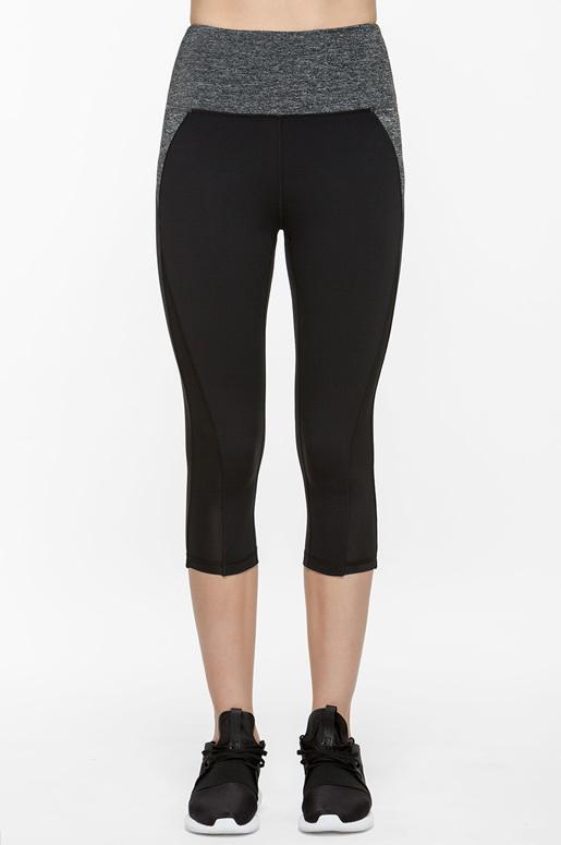 Curve Cropped Legging