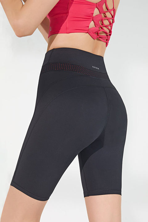 Mesh Short Bike Leggings