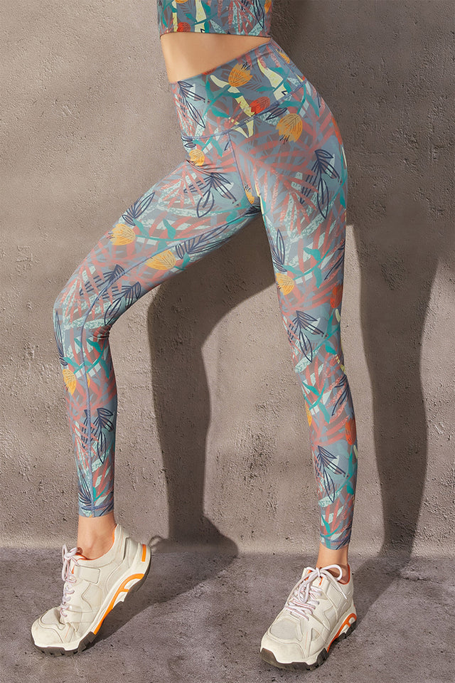 Zero Touch - High-Rise Leggings II