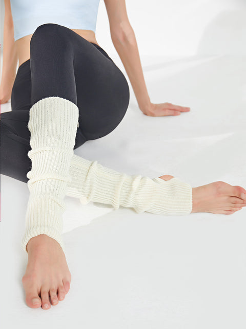 Ribbed Leg Warmers