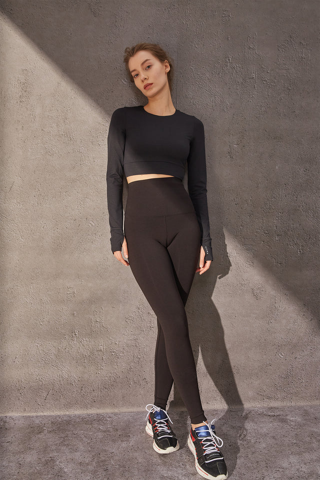 Zero Touch - High-Rise Leggings