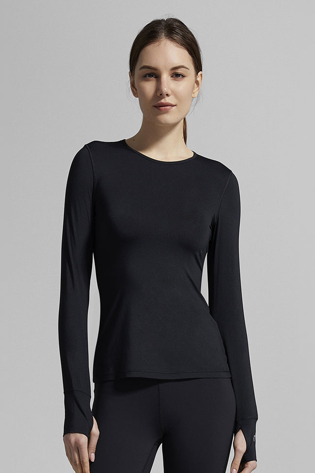 Rosalie II Long Sleeve Top