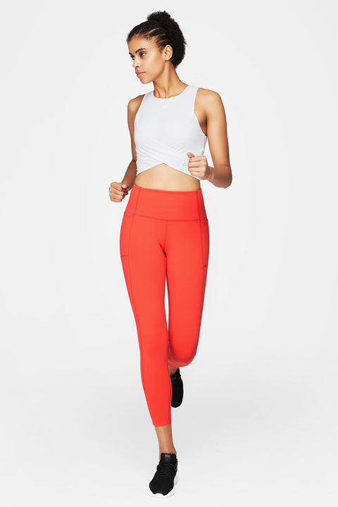 Compress Crop Leggings