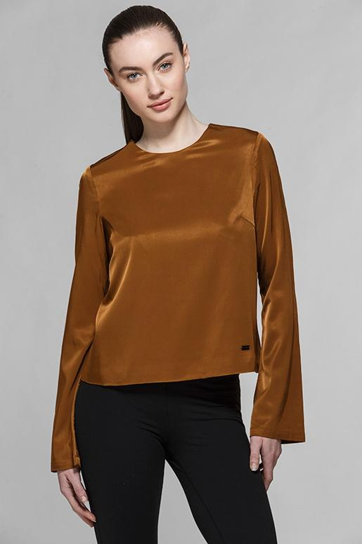 Porter Long Sleeve Top - Titika Active Couture™ (Hong Kong)