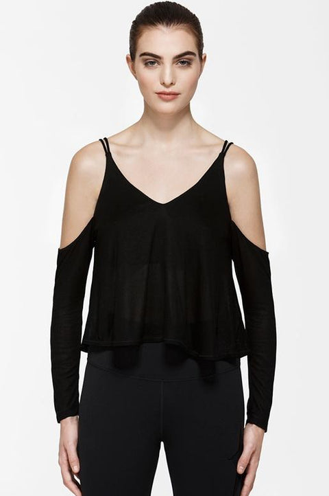 Rosaline Long Sleeve Top - Titika Active Couture™ (Hong Kong)