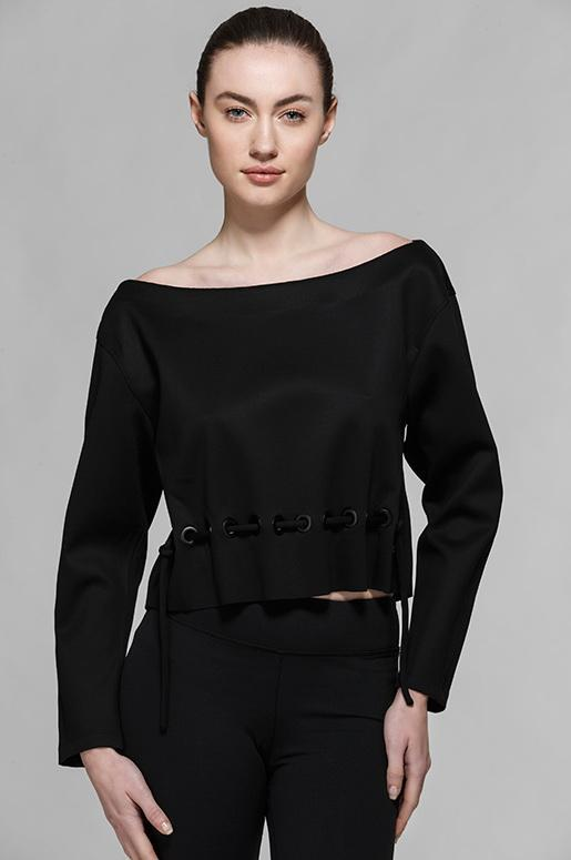 Soho Long Sleeve Top - Titika Active Couture™ (Hong Kong)