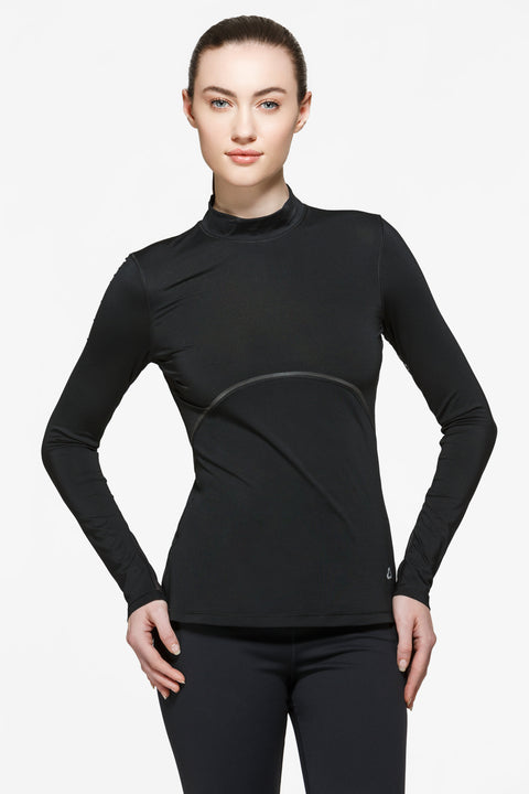 Solange Long Sleeve Top