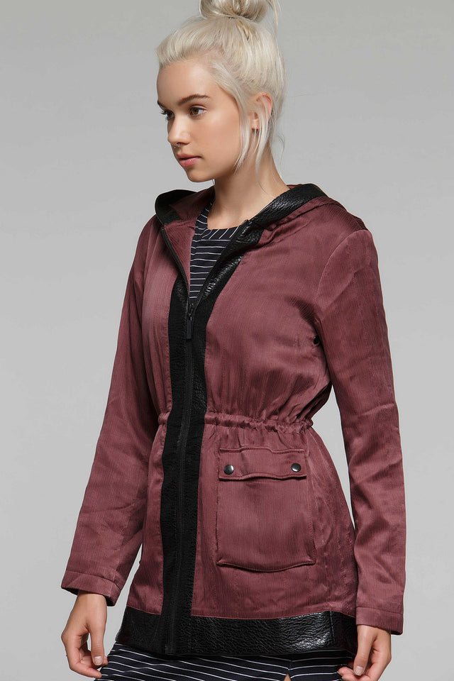 Blanche Fall Jacket - Titika Active Couture™ (Hong Kong)