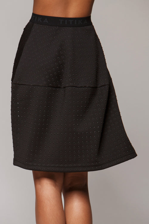 Lark Neoprene Skirt