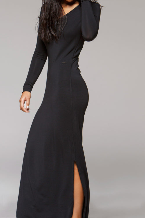 Maxi Cut-Out Dress