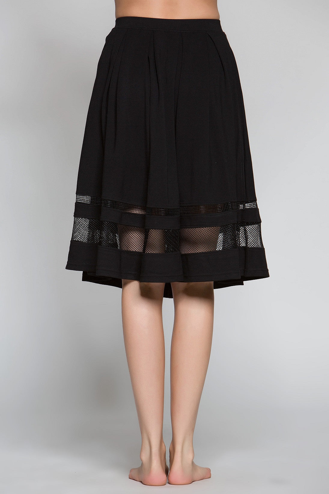 Mesh Around II Skirt