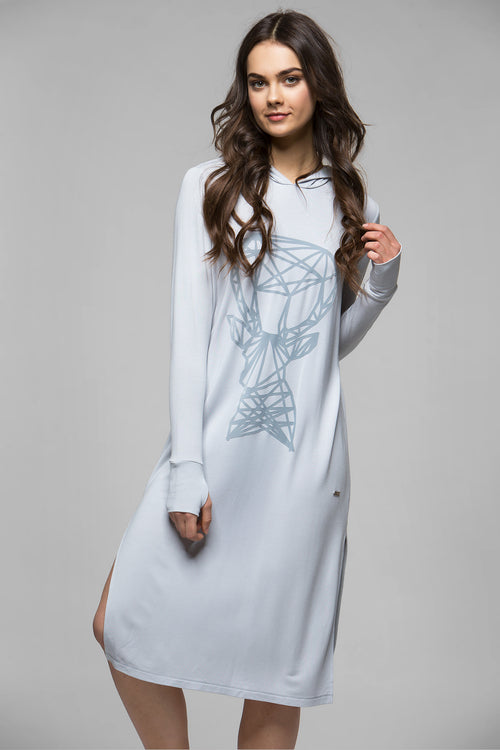 Alissa Hooded Tunic